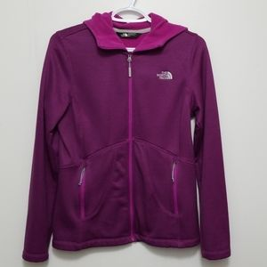 The North Face Zip-Up Hoodie Size Medium